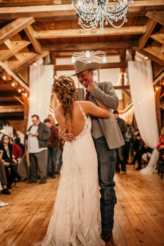Wedding Photography, Dancing with bride at the wedding