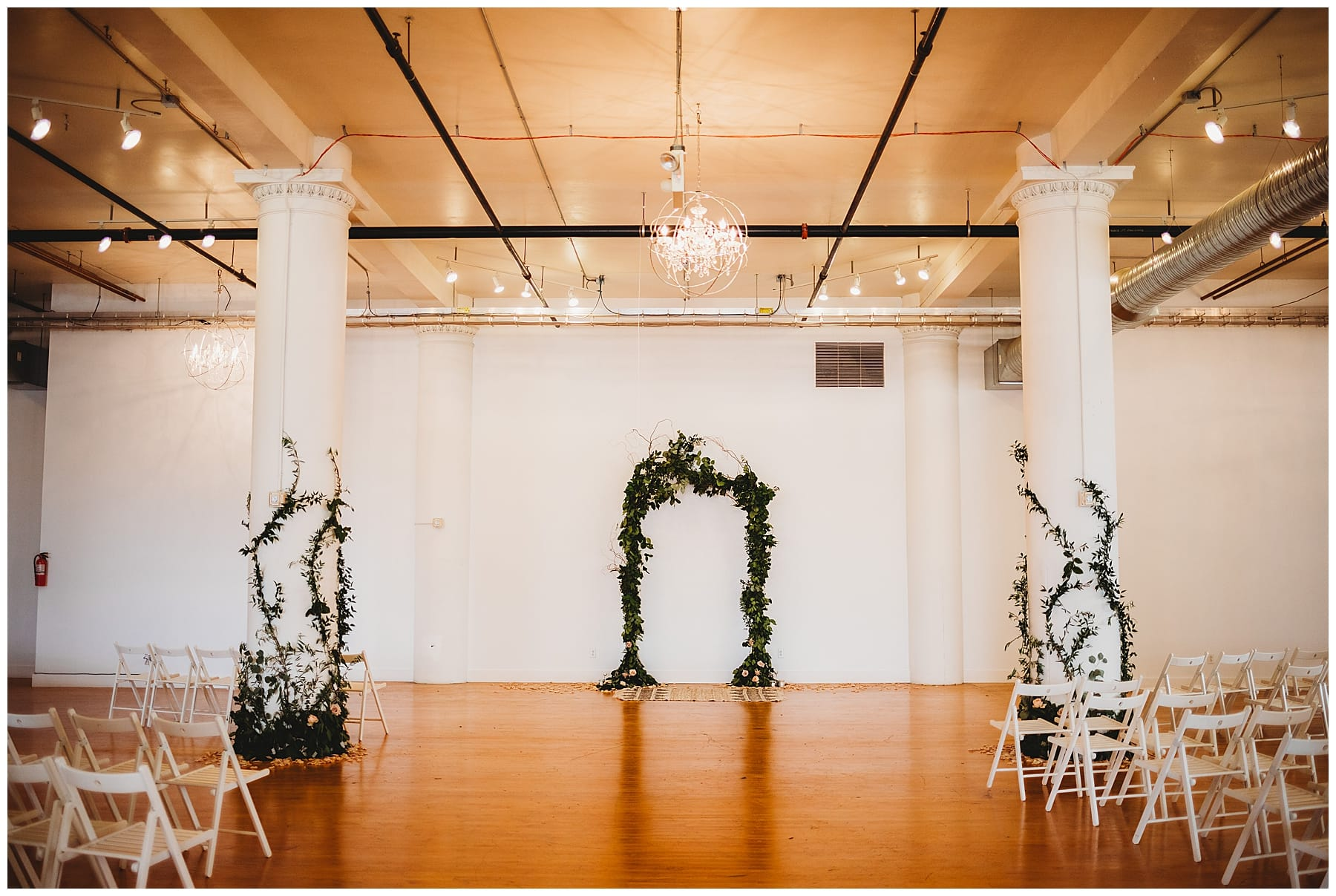 Ely Walker Lofts Downtown St Louis Wedding Venue