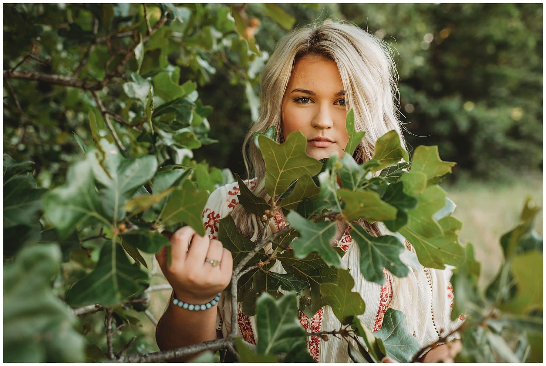 Haylee Duuncan Senior Session