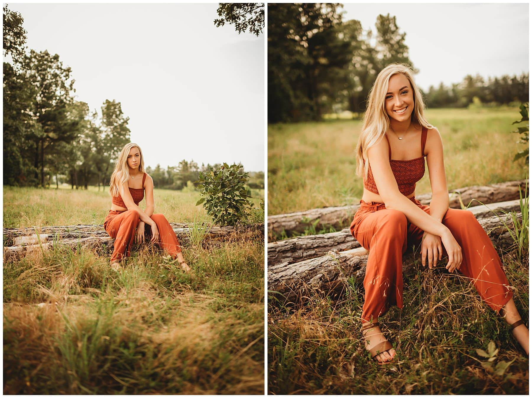 Madison Woolf Senior session