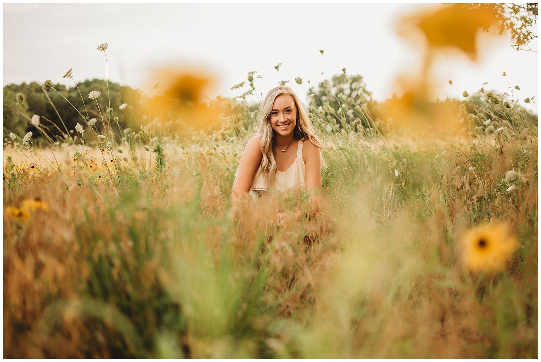 Madison Woolf Senior