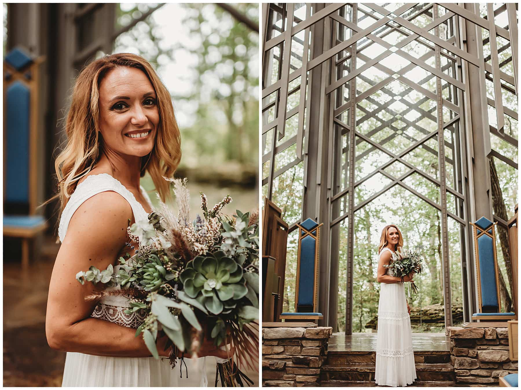 bridal wedding portraits