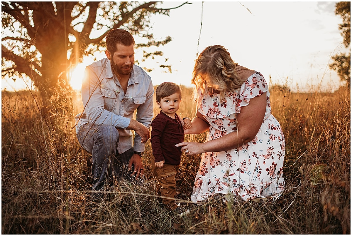 family lifestyle session